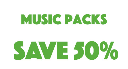Music Packs - Kits