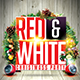 Red & White Christmass Party