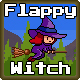 Flappy Witch - HTML5 Game (Capx)