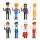 People of Different Professions - GraphicRiver Item for Sale