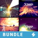Urban City Dubstep - CD Cover Templates Bundle - GraphicRiver Item for Sale