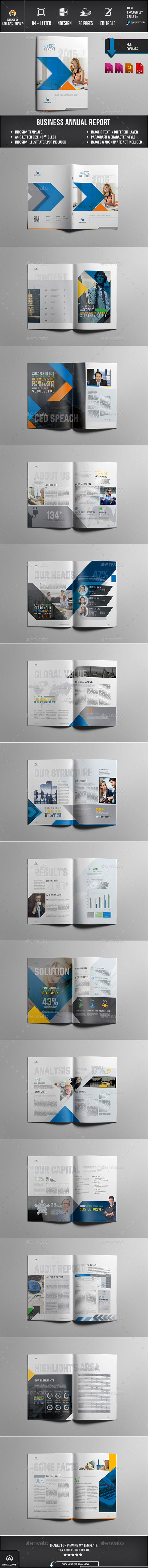 Annual Report - Corporate Brochures