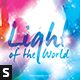 Light of the World Church Flyer - GraphicRiver Item for Sale