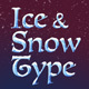 Ice & Snow Type Effect - GraphicRiver Item for Sale