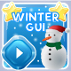 Winter Game GUI - GraphicRiver Item for Sale