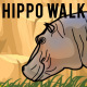 Hippo Walking - VideoHive Item for Sale