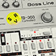 Roland TB-303 (including chip) - 3DOcean Item for Sale