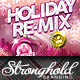 Holiday Re-mix Flyer Template - GraphicRiver Item for Sale