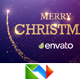 Christmas Logo Reveal 03 - VideoHive Item for Sale