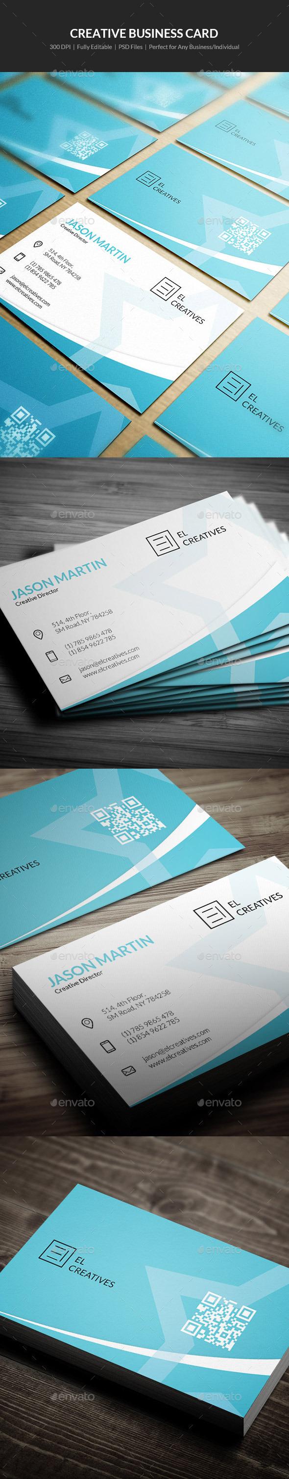 Creative Business Card - 09 - Creative Business Cards