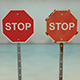 Stop Sign Game Asset - 3DOcean Item for Sale