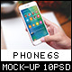 Phone 6s Mockups - 10 PSD - GraphicRiver Item for Sale
