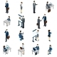 Business People Isometric Set - GraphicRiver Item for Sale