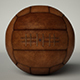 Vintage Soccer Ball - 3DOcean Item for Sale