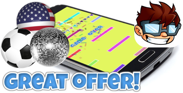 Falling Ball +Admob +IAP +VideoAds+ Achieve +MORE! - CodeCanyon Item for Sale