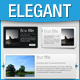 8 Modern Website Boxes and 4 Headers - GraphicRiver Item for Sale
