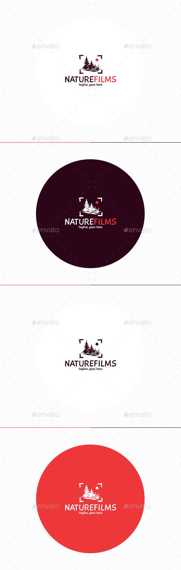 Nature Films Logo - Nature Logo Templates