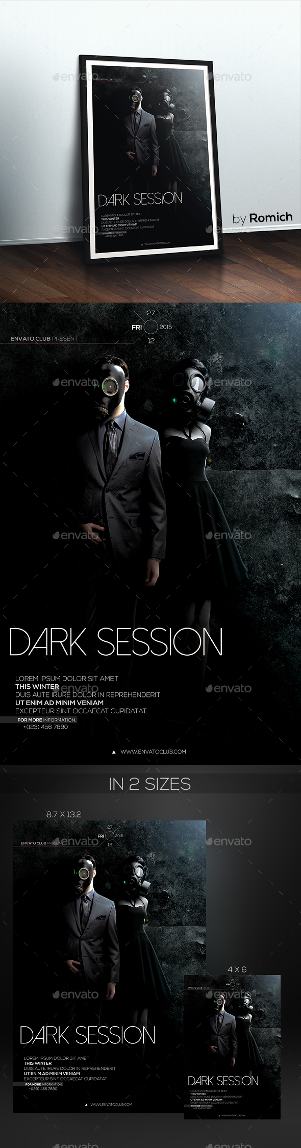 Dark Session - Clubs & Parties Events