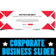 Business Slider & features - GraphicRiver Item for Sale