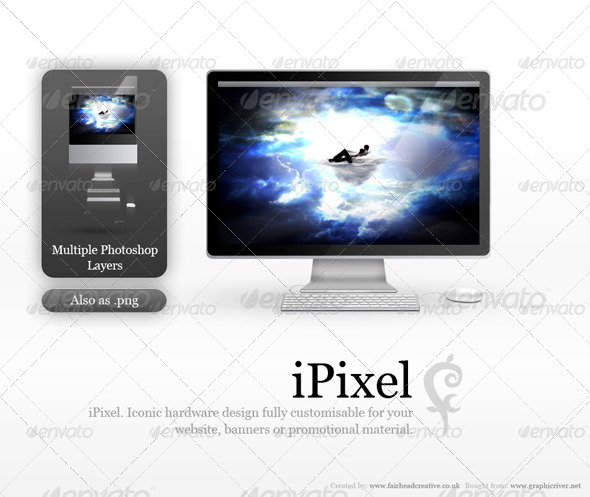 iPixel - Monitors Displays