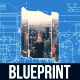 Blueprint Tech Slideshow - VideoHive Item for Sale
