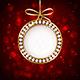 Christmas Ball with Diamond - GraphicRiver Item for Sale