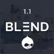 Blend - Multi-Purpose eCommerce Drupal Theme Nulled