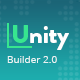 Unity - Modern Email Template + Builder 2.0 - ThemeForest Item for Sale