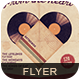 Music From The Heart Flyer Poster  - GraphicRiver Item for Sale