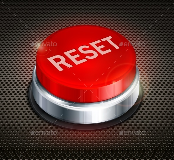 Button Reset - Miscellaneous Vectors