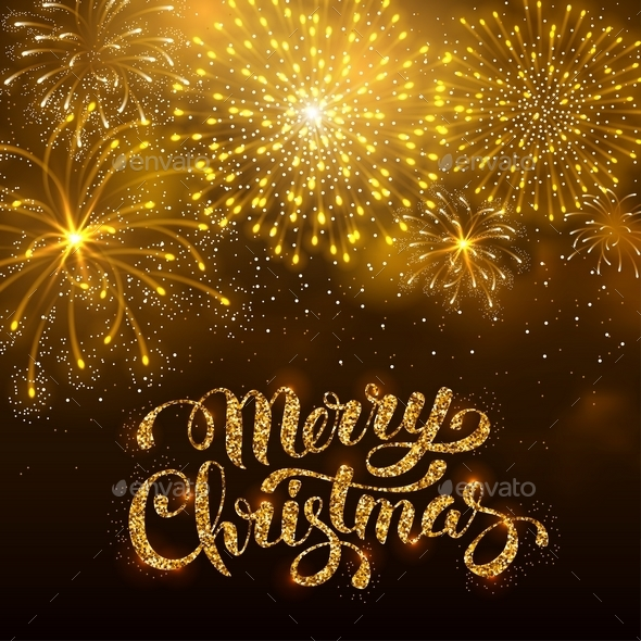Fireworks - Christmas Seasons/Holidays