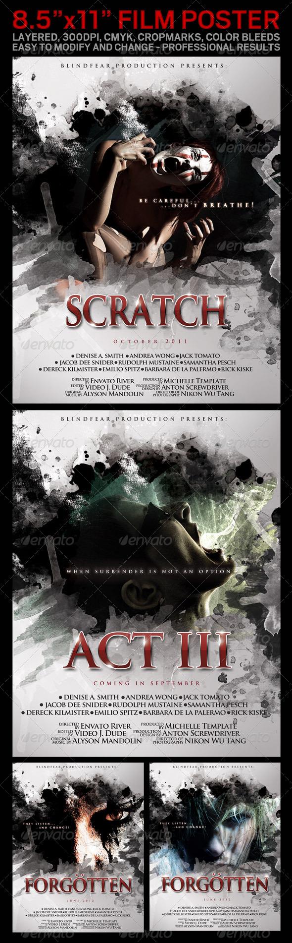 Movie Poster, 8.5