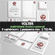 VOLTER Realistic / Corporate / Stationary Mock-up - GraphicRiver Item for Sale