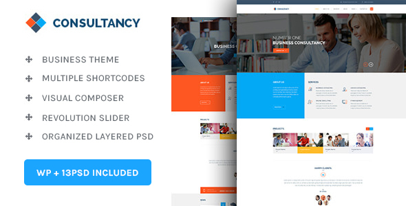 Consultancy – WP Consultancy & Business Theme