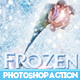 Frozen - Winter Photo Effect Photoshop Action - GraphicRiver Item for Sale