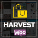 Harvest - Multipurpose WooCommerce Theme - ThemeForest Item for Sale