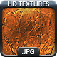 Orange Foil Tileable Textures Pack v.1 - GraphicRiver Item for Sale