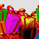 Christmas Gift Trasnsition - VideoHive Item for Sale