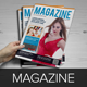 28 Page Magazine InDesign Template v1 - GraphicRiver Item for Sale