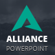 Alliance PowerPoint Presentation Template  - GraphicRiver Item for Sale