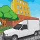 Fiat Fiorino - GraphicRiver Item for Sale