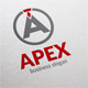 Apex A Logo - GraphicRiver Item for Sale