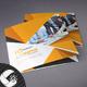 Tri fold Square Brochure - GraphicRiver Item for Sale