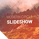 Modern Circle Slideshow - VideoHive Item for Sale