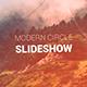Modern Circle Slideshow - VideoHive Item for Sale