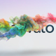 Winding Particles Logo Reveal - VideoHive Item for Sale