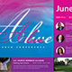 Alive Church Conference Flyer Template - GraphicRiver Item for Sale