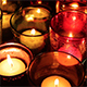 Candles at Night - VideoHive Item for Sale