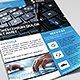 Corporate Flyer Template 1 - GraphicRiver Item for Sale
