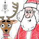 Christmas Cartoon Santa Claus - VideoHive Item for Sale